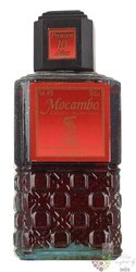 "Mocambo "" 10 aňos "" aged 10 years Mexican rum 40% vol.     0.70 l"