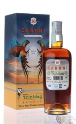 "Caroni 1997 "" Silver Seal "" aged 16 years rum of Trinidad & Tobago 46% vol.   0.70 l"