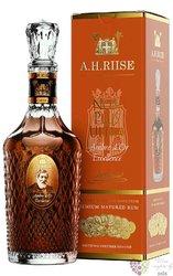 "A.H. Riise Non Plus ultra "" Ambre d´Or Excellence "" Danish Virginia islands rum 42% vol.  0.70 l"