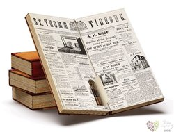 "A.H. Riise tasting set "" 24 Experiences ed. 2021 "" Danish aged rum 42% vol.  24x0.02 l"