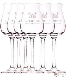 A.H. Riise degustační sklenička