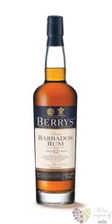 "Berry´s Own 1998 "" Barbados "" aged 12 years rum by Berry Bros & Rudd 46% vol.0.70 l"