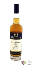 "Berry´s Own "" Barbados "" aged 10 years rum by Berry Bros & Rudd 46% vol.   0.70l"