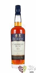 "Berry´s Own "" XO "" aged caribbean rum by Berry Bros & Rudd 46% vol.   0.70 l"