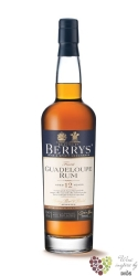 "Berry´s Own 1998 "" Guadeloupe "" aged 12 years rum by Berry Bros & Rudd 46% vol.0.70 l"