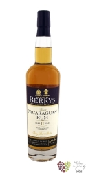 "Berry´s Own "" Nicaragua "" aged 11 years rum by Berry Bros & Rudd 46% vol.   0.70 l"
