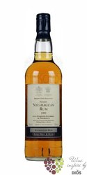 "Berry´s Own 1999 "" Nicaragua "" aged rum by Berry Bros & Rudd 46% vol.   0.70 l"