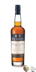 "Berry´s Own "" Jamaica "" aged 13 years rum by Berry Bros & Rudd 46% vol.   0.70 l"