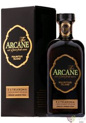 "Arcane "" Extraromas "" aged 12 years Grand Ambre rum of Mauritius 40% vol.   0.70 l"