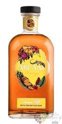 "Arcane Arrange "" Ananas Roti "" flavored Mauritian rum 40% vol.  0.70 l"