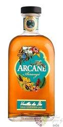 "Arcane Arrange "" Vanilles des Iles "" flavored Mauritian rum 40% vol.  0.70 l"