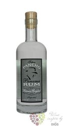 "Seňor Pancho "" Bianco Crystal "" white rum of Panama 40% vol.    0.70 l"