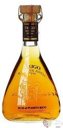 "Trigo "" Reserva anejo "" aged Puerto Rican rum 40% vol.    0.70 l"