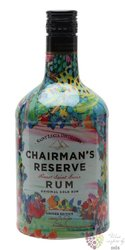 """Chairman´s """" Reserve by Llewellyn Xavier """" aged rum of St. Lucia distillers 40%vol.  0.70 l"""