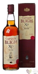 "Sunset Captain Bligh "" XO "" special Reserve aged rum of St.Vincent 40% vol.    0.70 l"