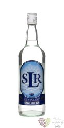 "Sunset "" SLR "" light hite rum of St.Vincent 40% vol.    0.70 l"