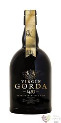 "Virgin Gorda "" 1493 "" unique blended Spanish Heritage rum 40% vol.    0.70 l"