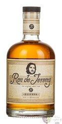 """Ron de Jeremy """" Reserve """" aged 8 years Panamas rum 40% vol.  0.70 l"""