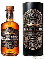 "Ron de Jeremy "" Reserva "" gift box aged 8 years Panamas rum 40% vol.  0.70 l"