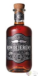 "Ron de Jeremy "" Spiced "" flavored rum of Panama 38% vol.  0.70 l"