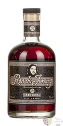 "Ron de Jeremy "" Spiced new release "" flavored rum of Panama 38% vol.  0.70 l"