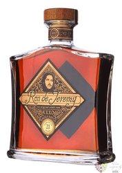 """Ron de Jeremy 2017 """" XXXO """" aged 21 years Panamas rum 40% vol.  0.70 l"""