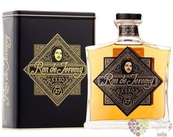 "Ron de Jeremy 2019 "" XXXO ""aged 27 years Panamas rum 40% vol.  0.70 l"