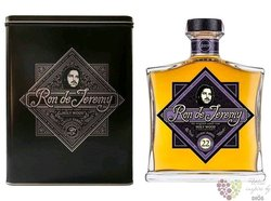 "Ron de Jeremy 2018 "" Holy Wood Cognac barrel "" aged 20 years rum of Guayana rum51% vol.  0.70 l"