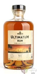 "Ultimatum single cask 2008 "" Darsa "" aged 8 years rum of Guatemala 46% vol.  0.70 l"