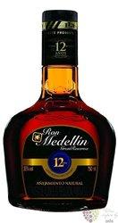 "Medellin "" Gran Reserva "" aged 12 years Colombian rum 37.5% vol.    0.70 l"