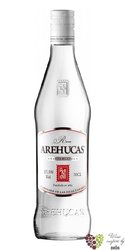 "Arehucas "" Carta blanco "" white rum of Canaria Islands 37.5.% vol.  1.00l"