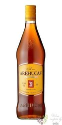 "Arehucas "" Carta Oro "" gold rum of Canaria Islands 37.5.% vol.  0.35 l"