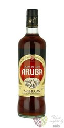 "Arehucas crema de cafe "" Aruba "" rum of Canaria Islands 24% vol.    0.70 l"