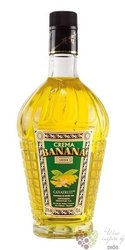 "Arehucas crema banana "" Canafruit "" rum liqueur of Canaria Islands 20% vol.   0.70 l"
