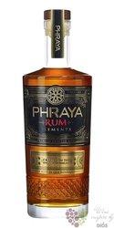 "Phraya "" Elements "" aged Thailand rum 40% vol.  0.70 l"