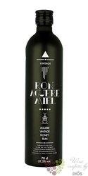 "Aguere "" Miel "" Canarian flavored vintage rum 30% vol.  0.70 l"