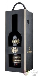 "Baoruco "" Reserva Antigua "" aged 21 years luxury box rum of Dominican republic 40% vol.    0.70 l"