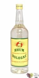 Bologne agricole blanc rum of Guadeloupe 50% vol.    0.70 l