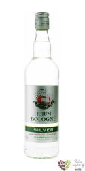 "Bologne agricole blanc "" Silver "" rum of Guadeloupe 40% vol.    0.70 l"