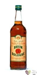 """Bologne agricole ambré """" cuvée Chevalier St. Georges """" aged rum of Guadeloupe 42% vol.   1.00 l"""