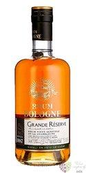 """Bologne agricole """" Grande Réserve """" aged Guadeloupe rum 42% vol.  0.70 l"""