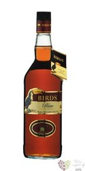 Birds aged rum of Brazil by Muraro & Cia 37.5% vol.  1.00 l