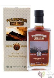 Pichincha 14 years old Pedro Ximenez cask aged vulcani rum of Ecuador 40% vol.0.70 l