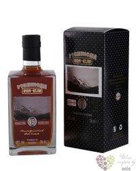 Pichincha 15 years old Palo Cortado sherry cask aged vulcani rum of Ecuador 40%vol.  0.70 l