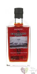 "Cotopaxi "" Single barrel "" aged 13 years aged vulcani rum of Ecuador 40% vol. 0.50 l"