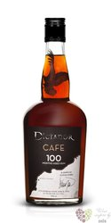 "Dictador 100 months aged "" Cafe "" rum of Colombia 40% vol.   0.70 l"