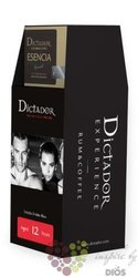 "Dictador "" Esencia coffee "" aged 12 years rum of Colombia 40% vol.  0.70 l"