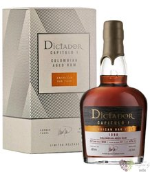"Fine & Rare XO "" British West Indies ""aged caribbean rum 46% vol.  0.70 l"