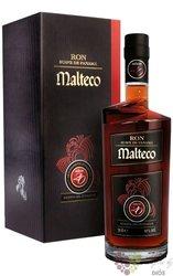 """Malteco reserva """" del Fundador """" aged 20 years rum of Guatemala 41% vol.  0.70 l"""