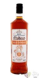 "Malteco "" Viejo Dorado "" aged rum of Guatemala 40% vol.  1.00 l"